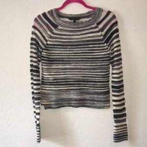 Stripped BCBG sweater